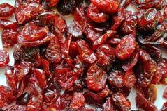 torkade cranberries Fotografering för Bildbyråer