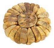 torkade figs Arkivfoto