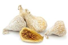 Torkade figs royaltyfria bilder