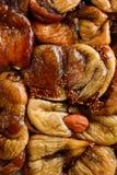 Torkade figs arkivfoton