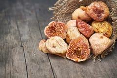 torkade figs Fotografering för Bildbyråer
