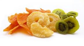 torkade frukter Arkivbilder