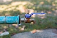 Torkan vatten flödar inte Fotografering för Bildbyråer