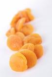 Torkat - frukt Arkivbilder