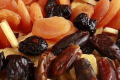 torkat - frukt Arkivbild