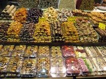 torkat - söt turk för frukt Royaltyfria Bilder