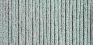 Torkduk stucken bomull, ulltextur Arkivbilder