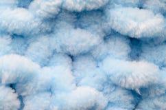 Torkduketexturbakgrund Royaltyfri Foto