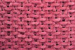 Torkduketexturbakgrund Arkivfoto
