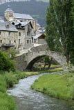 Torla, Espagne Image libre de droits