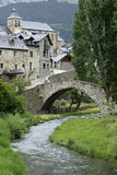 Torla, Spanien Lizenzfreies Stockbild