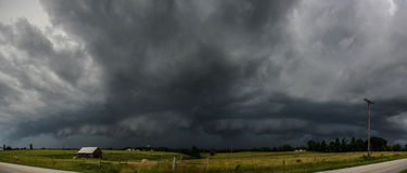 tormenta Imagen de archivo
