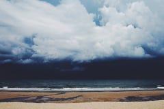 tormenta Foto de archivo