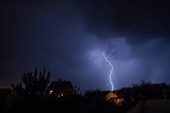 tormenta Imágenes de archivo libres de regalías