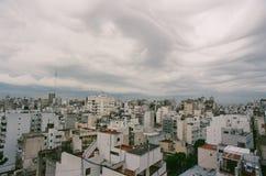 Tormenta de Buenos Aires Fotografía de archivo libre de regalías