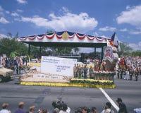Tormenta de desierto Victory Military Parade, Washington DC Fotos de archivo libres de regalías
