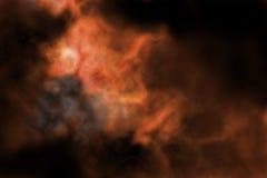 Tormenta de fuego beta stock de ilustración