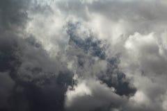 Tormenta de la monzón en Arizona Imágenes de archivo libres de regalías