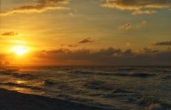 Tormenta del Caribe Fotografía de archivo