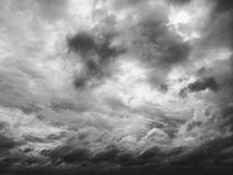 tormentas foto de archivo