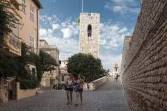 Torn av Antibes Fotografering för Bildbyråer