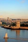 Torn av Belem Arkivfoto