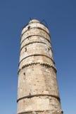 Torn av David i Jerusalem, Israel Arkivfoto