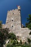 Torn av den Bodrum slotten Royaltyfria Foton