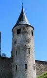 Torn av den Haapsalu slotten Arkivbilder