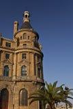 Torn av den Haydarpasa drevstationen Arkivbild