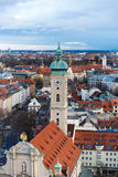 Torn av den Heilig rånkyrkan Arkivbild