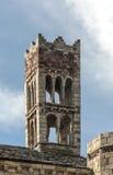Torn av den romanska kyrkan Fotografering för Bildbyråer