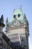 Torn av guildhallen i Winchester arkivfoto