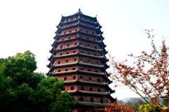 Torn av Hangzhou Royaltyfria Foton