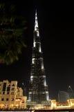 Torn av kalif Arkivbilder