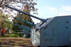 Torn av kanonen Fotografering för Bildbyråer