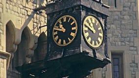 Torn av London collage stock video