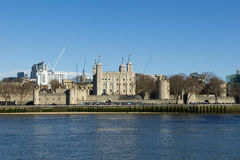 Torn av London från söderna Royaltyfri Fotografi
