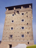 Torn av San Michele Cervia Royaltyfri Foto