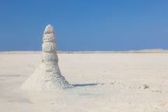 Torn av sand 1 Arkivbilder