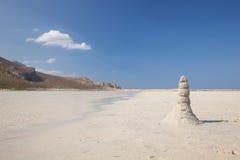 Torn av sand 2 Arkivbilder