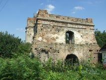 Torn av slotten Arkivbild