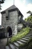 Torn av slotten Royaltyfria Foton