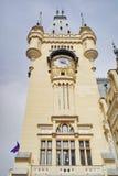 Torn av slotten av kultur fotografering för bildbyråer