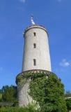 Torn av sparrenburg Arkivbild