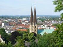 Torn av sparrenburg Royaltyfria Foton