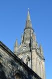 Torn av St Nicholas Kirk, Aberdeen, Skottland Royaltyfri Foto