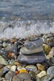 Torn av stenar Arkivfoton