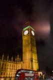Torn av stora Ben Royaltyfri Bild