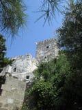 Torn av Sts Peter slott royaltyfri fotografi